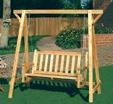 swinging porch chair porch bench swing wood swing bench woodworking s wood bench swing wooden garden