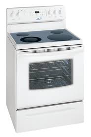 white electric range. Frigidaire FFF384HS/MFF384KS Electric Range White Electric Range F