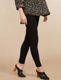 The Maia Secret Fit Belly Skinny Ankle Maternity Pants
