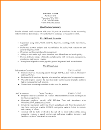 Payroll Clerk Resume Proyectoportal Com Picture Examples Resume