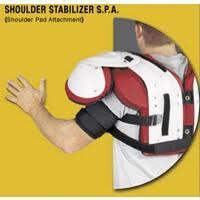 Donjoy Shoulder Stabilizer Shoulder Pad Attachment Spa