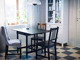 Kitchen Chair Cushions Ikea Kitchen Black Kitchen Chairs With Black Dining Room Chairs With