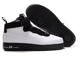 nike shoes for men. mens nike air force ones 25th year high cheap shoes and white black colour013 for men
