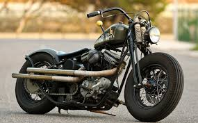 bobber motorcycle custom otomotif custom