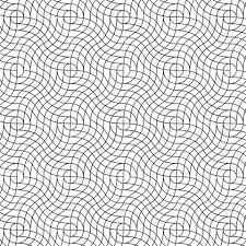 Small Picture Wavy Weave Pattern coloring page Free Printable Coloring Pages