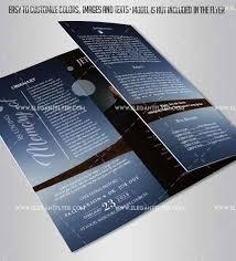 Brochure Trifold Template Psd Brochure Design Inspiration 20 Elegant ...