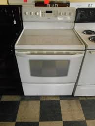 How To Clean A Glass Top Stove Appliance City Kenmore 30 Inch Electric Range Glass Top 4 Burner
