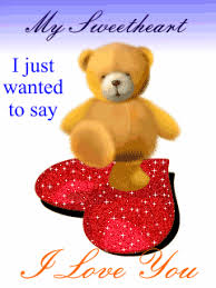 Send This Special Teddy Love Ecard To Your Sweetheart Teddy Bear