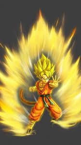 Son Goku Dragon Ball Z Iphone 6s Wallpapers Hd