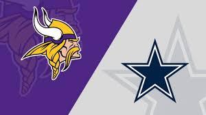 Vikings Wr Depth Chart Minnesota Vikings At Dallas Cowboys Matchup Preview 11 10 19