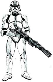 Stormtrooper Coloring Page Coloring Page Ideas