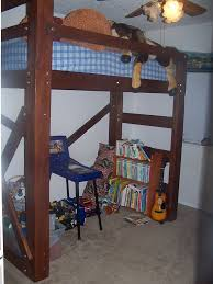 Building A Loft Bed Customer Photo Gallery Pictures Of Op Loftbeds From Our
