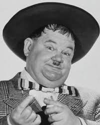 Oliver Hardy (Comic Actor) - On This Day