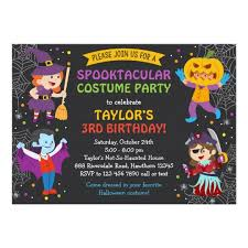 costume party invites kid halloween party invitations oxyline fb7a9a4fbe37