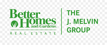 real estate better homes and gardens real estate house green text png