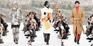<b>KENZO</b> Fall/<b>Winter</b> 2020 Collection Runway Show | HYPEBEAST