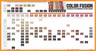 Redken Color Fusion Color Chart Facebook Lay Chart