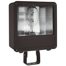 good flood light ballast in plug in outdoor flood lights with