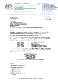 Appointment Letter From Department Of Environment Pegitboard