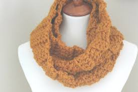 Crochet Infinity Scarf Pattern In The Round Best Decorating