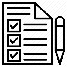 Agenda List Industrial And Construction 2 By Vectors Market
