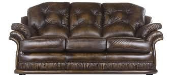 senator 3 seater leather sofa by sofasofa