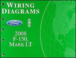 2008 ford f 150 lincoln mark lt wiring diagram manual original
