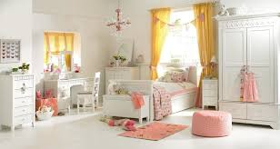 white girl bedroom furniture. 5 Must Have Furniture For Teenage Bedrooms : Great Kids Girl Bedroom Idea Using Single White O