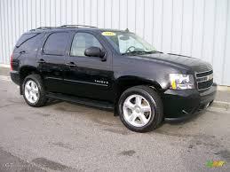 2007 Black Chevrolet Tahoe LTZ 4x4 #1085797 | GTCarLot.com - Car ...