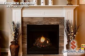 This Clean White Painted Surround Is The Centerpiece Of A Comfortable  Setting.