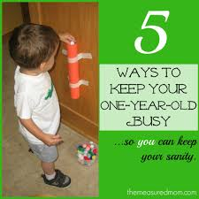 Toddler time: 5 ways to keep a 1-year-old busy | stuff for Seth ...