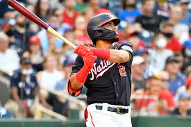Washington Nationals' lineup for 2nd of ...