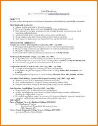 4 Skills Set Resume Cv For Teaching