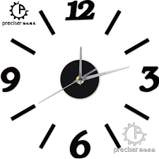 Kitchen Wall Clocks Modern Compare Prices On Wall Clock Kitchen Online Shopping Buy Low