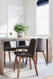 a new look in the dining room a blu dot giveaway chair makeovermodern dining roomle