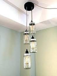 swag crystal chandelier various plug in crystal chandelier mason jar chandelier swag light no hard wiring