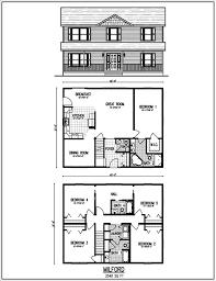 simple housing floor plans. Thompson Hill Homes Inc Floor Plans Two Home Pinterest House Plan Simple Housing E
