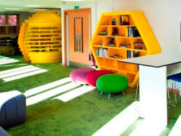 cool office design ideas. Exellent Office Spectrum Workplace Office Design Ideas Cool Funky Brilliant And R