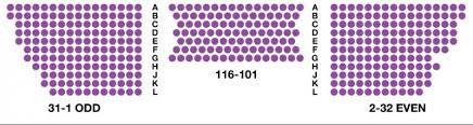 New Amsterdam Theatre Seating Chart Aladdin Seating Guide