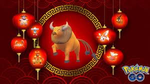 Pokémon GO Lunar New Year Event 2021 Research Tasks and Rewards