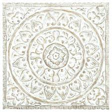 white carved wood wall decor white carved wall decor whitewashed wood