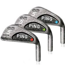 Old Ping Color Code Chart Ping Iron Color Code Chart