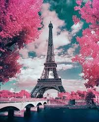 5d Malování Sázení Barevných Kamínků Podle čísel Eiffelova Věž