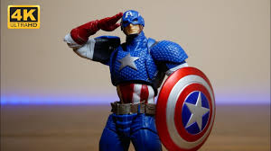 this is not the amazing yamaguchi capn america by revoltech bootleg alert