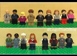 lego office. the office minifigures lego