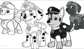 Free Color Pages Paw Patrol Free Coloring Pages For Girls Watch
