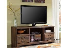 langlois furniture. quinden large tv standsignature design by ashley langlois furniture