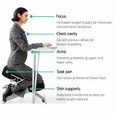 adjule kneeling chair fice stool stretch knee yoga