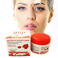 Crema facial goji cream