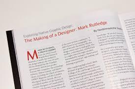 Graphic Design Toronto College August 2014 The Native Graphic Design Project